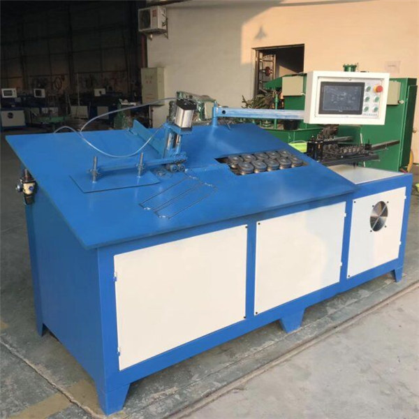 ماشین 2D CNC اتوماتیک سیم خاردار