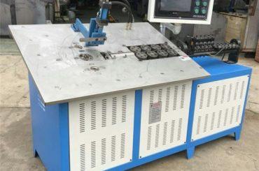 فروش گرم خودکار 3d فولاد سیم تشکیل دستگاه cnc، 2d سیم خم ماشین قیمت