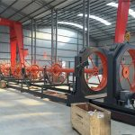 cnc فولاد قفس جوش ماشین فولاد رول جوش جوشکاری استفاده برای ساخت