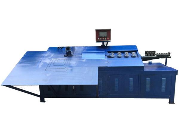 کنترل کامل cnc کنترل 2D سیم خمش قیمت ماشین