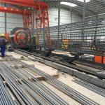 ساخته شده در چین عملیات ساده با دوام و محکم با کیفیت تضمین فولاد چوب میل بادامک جوشکاری و تقویت ساخت قفس