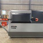 قابل حمل قابلمه قابل شستشو خم کن CNC نوار فولادی دور برش و خم ماشین