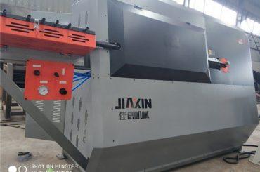 دستگاه خم کن میلگرد، نوار خاردار نوار فولادی، دستگاه خم کنی تقویت کننده